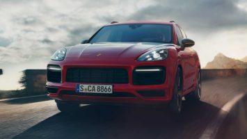 Porsche Cayenne GTS 2020: «турбовосьмерка» вместо V6
