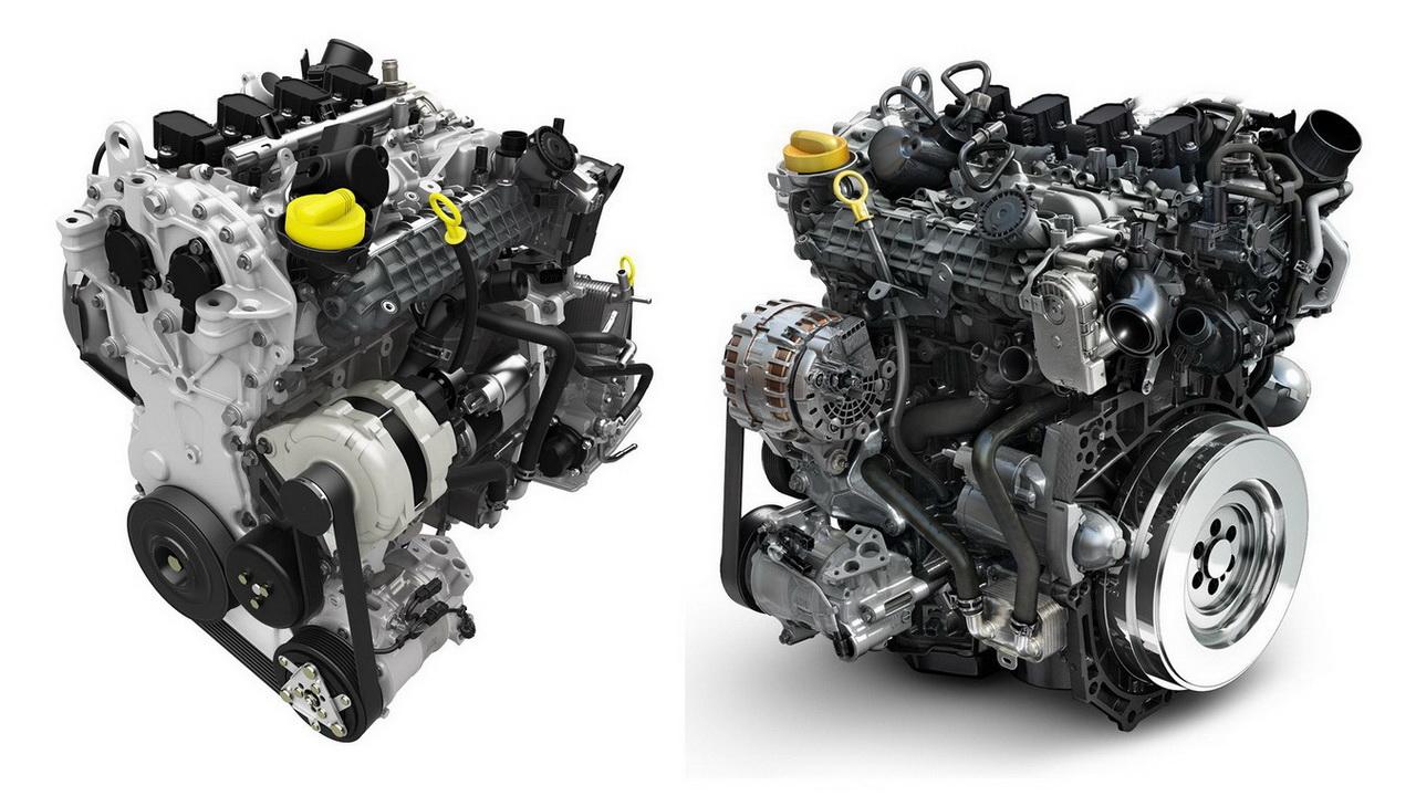 Двигатель 1.3 TCe 150 л.с.
