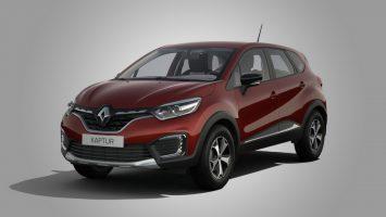 Технические характеристики Renault Kaptur 2020 рестайлинг