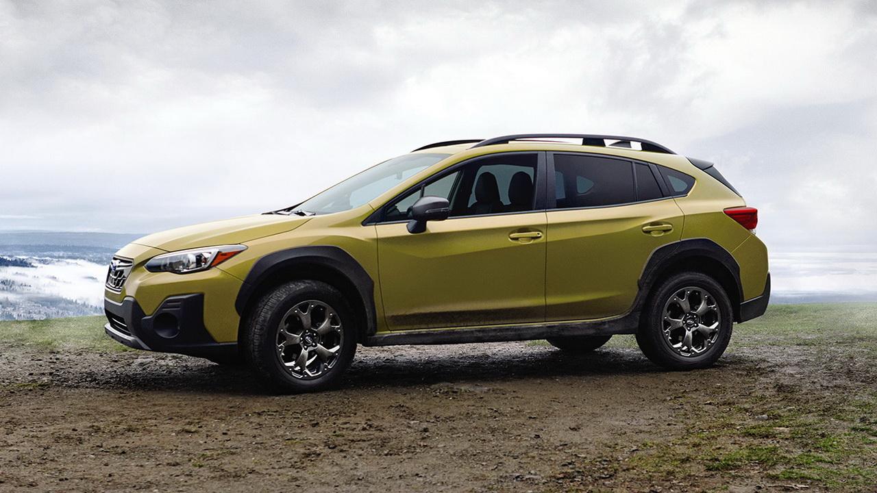 Фото Subaru Crosstrek Sport