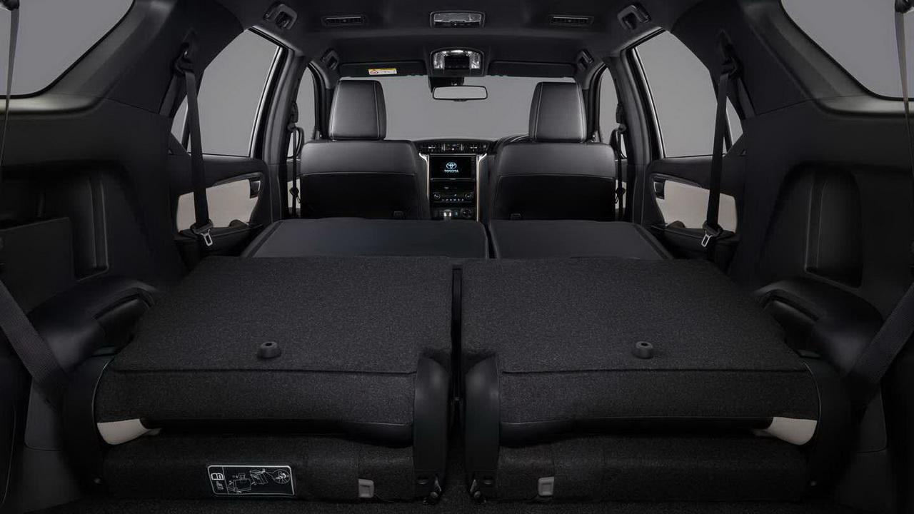 Багажник Тойота Фортунер 2021