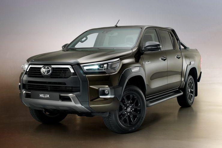 Toyota Hilux 2021: улучшенная комплектация и новый мощный дизель