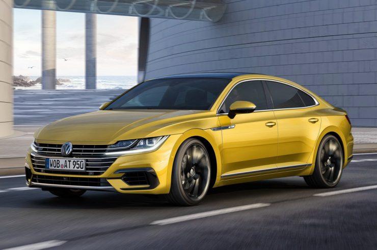 Volkswagen Arteon 2020 для России: цена и комплектация лифтбека