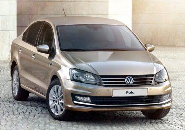 Регламент ТО для седана Volkswagen Polo (рестайлинг 2015-2020)
