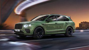 Bentley Bentayga 2021: подправленная внешность и цифровые приборы