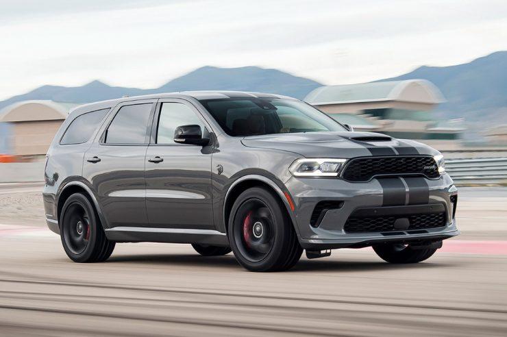 Dodge Durango 2021: новый дизайн и версия SRT Hellcat