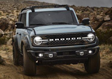 Новый Ford Bronco 2021: возрождение рамного вездехода