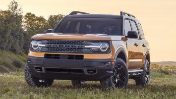 Ford Bronco Sport 2021: компактный кроссовер с полным приводом