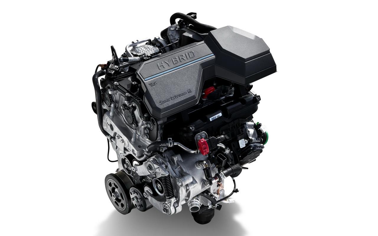 Мотор 1.6 T-GDI