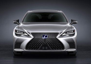 Lexus LS 2021: рестайлинг флагманского седана Лексус