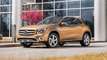 Технические характеристики Mercedes GLA X156 рестайлинг