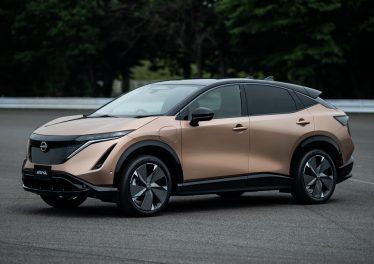 Электрокроссовер Nissan Ariya 2021: стильный дизайн и пять модификаций