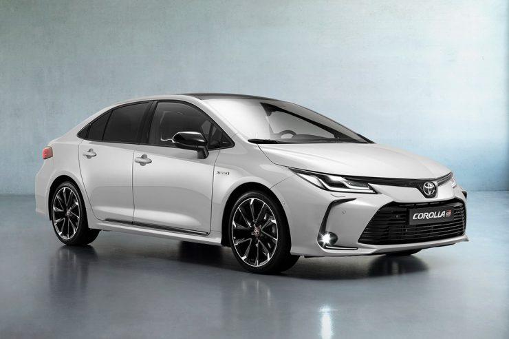 Toyota Corolla GR Sport 2021: скоро в России