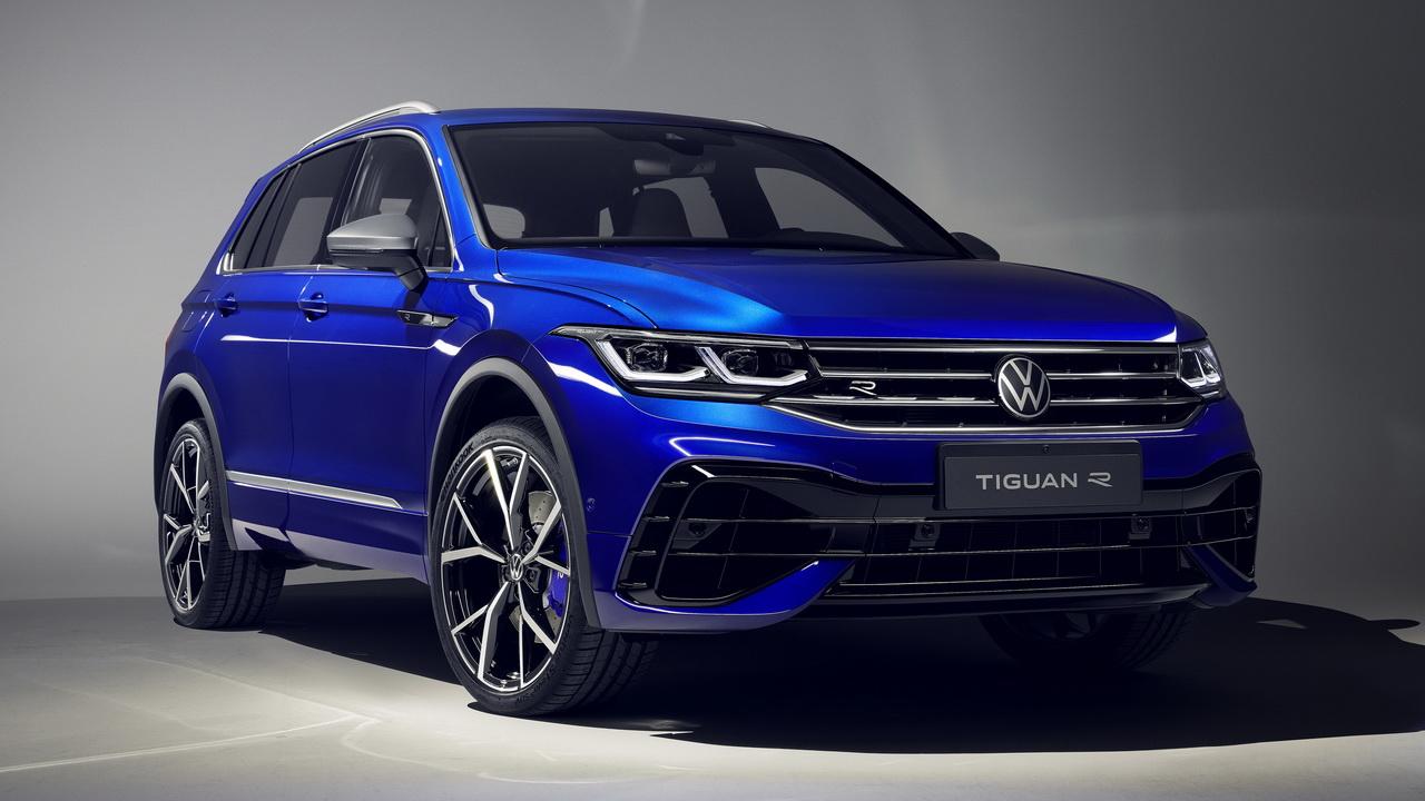 Фото Volkswagen Tiguan R
