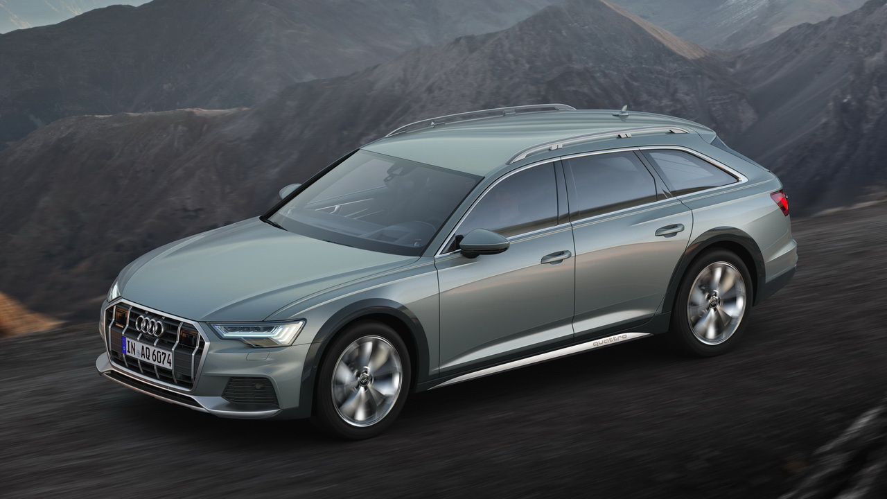 Фото Audi A6 allroad quattro 2020