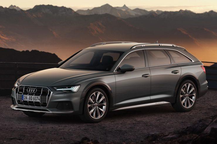 Универсал Audi A6 allroad quattro 2020 года: цена в России