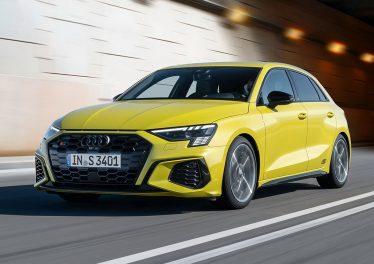Audi S3 2021: фото и цена спорт-версий «трешки»