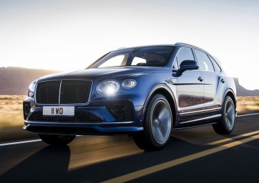 Bentley Bentayga Speed 2021: рестайлинг мощнейшего исполнения Бентайги