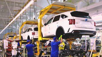 Новый Киа Соренто 2020 в России: старт производства модели