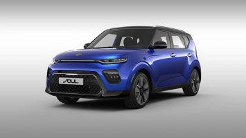 Kia Soul Style 2020: новая версия Соула с пакетом GT-Line