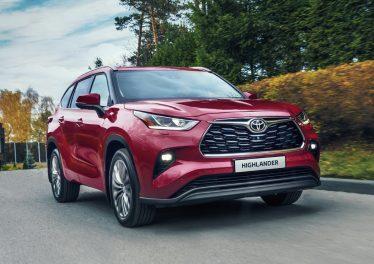 Toyota Highlander 2020: старт продаж и цена в России