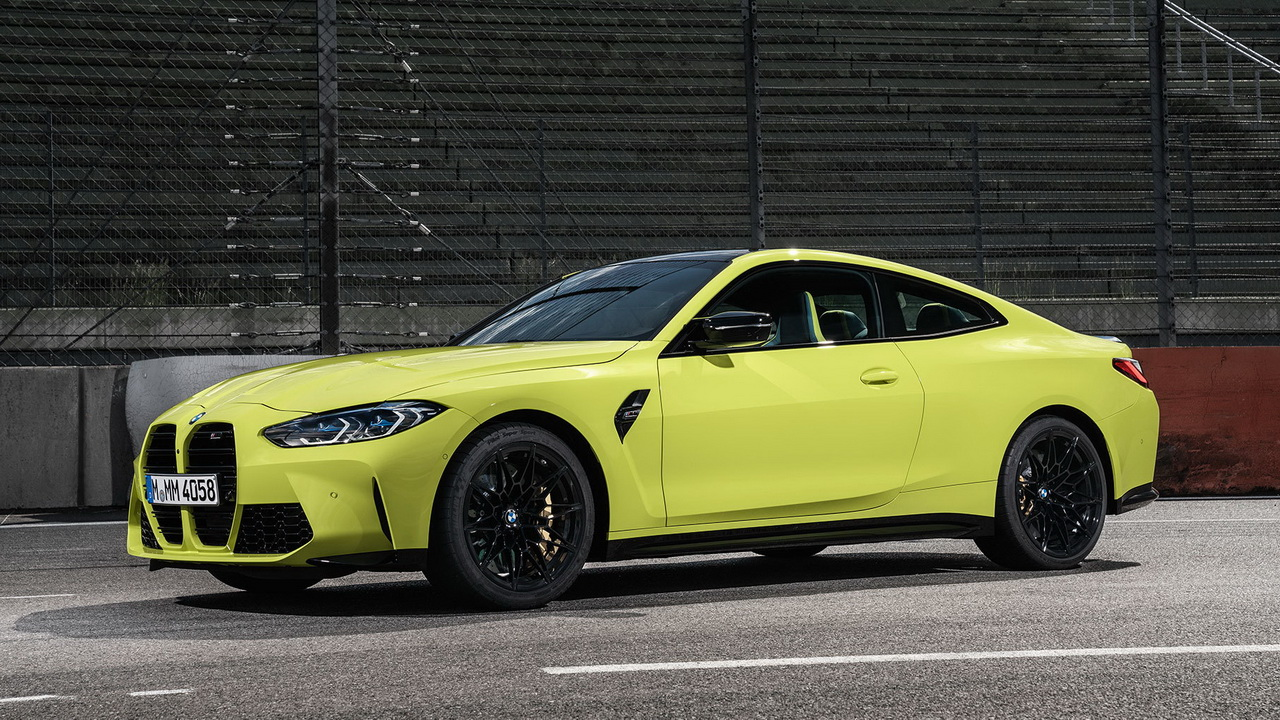 Фото BMW M4 Coupe