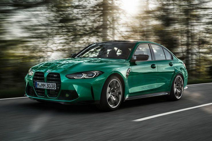 BMW M3 и BMW M4 2021 года - фото и цена новинок БМВ