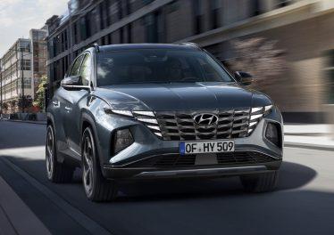 Hyundai Tucson 2021: новый кузов и расширенная гамма версий