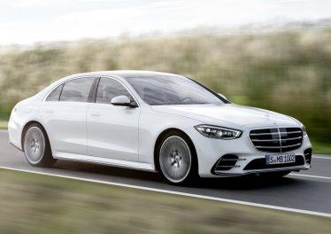 Mercedes S-Class 2021: новый интерьер и передовая электроника