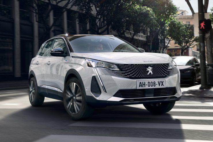 Peugeot 3008 2021: новый дизайн и гибридные установки
