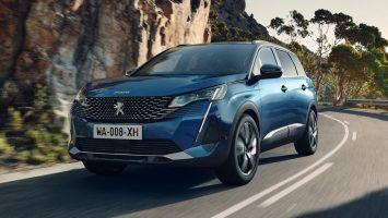 Peugeot 5008 2021: расширенное оснащение и новый пакет декора