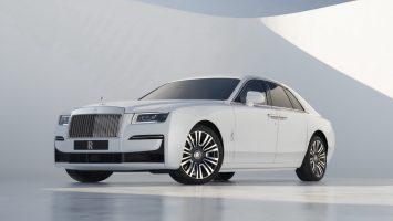 Rolls-Royce Ghost 2021: новое поколение седана