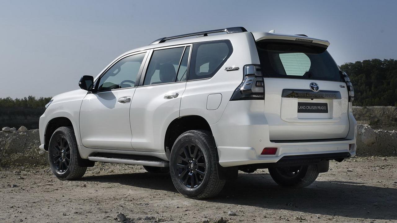 Корма нового Тойота Прадо