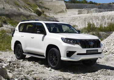 Toyota Land Cruiser Prado 2020: цена и комплектации в России