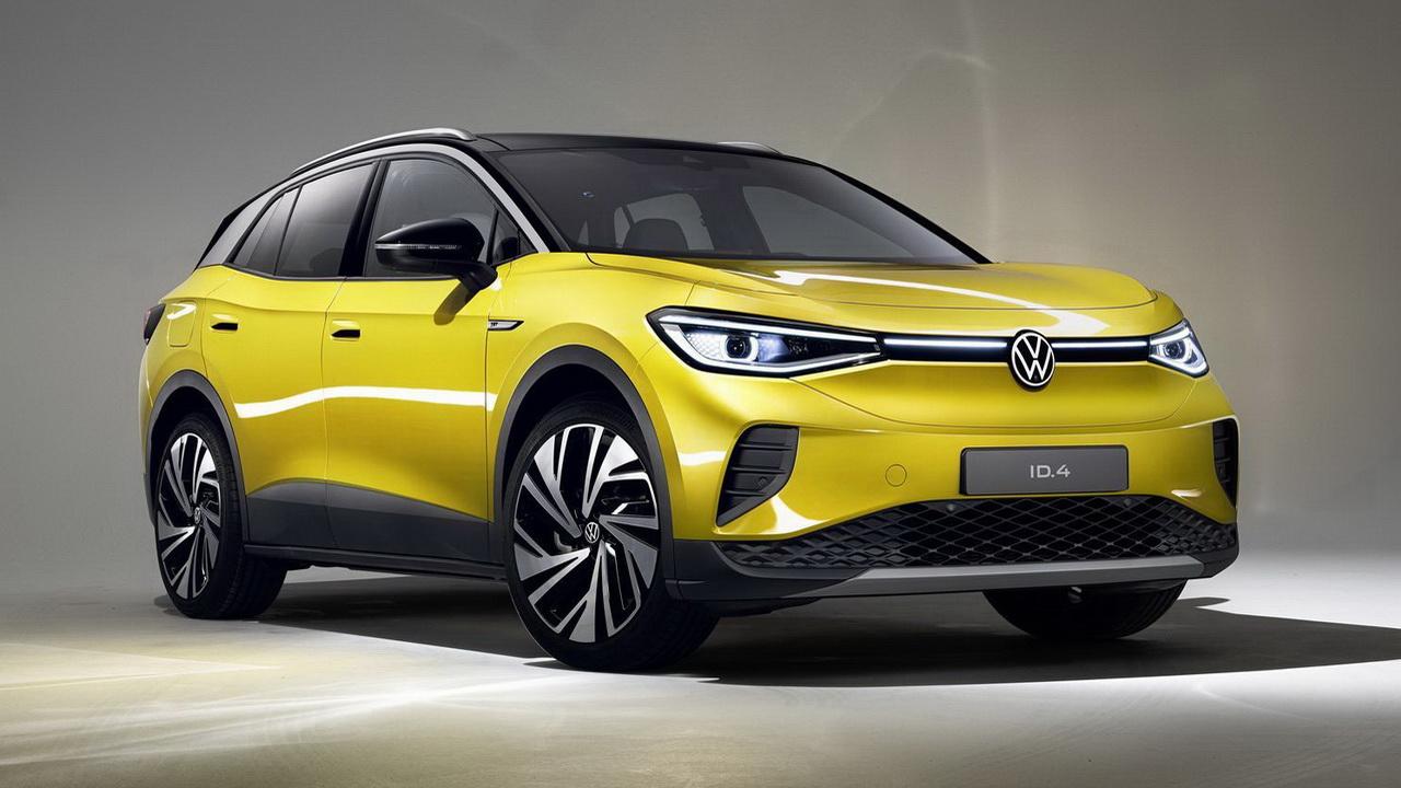 Фото Volkswagen ID.4 2021