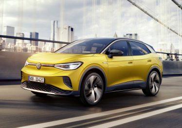 Новый Volkswagen ID.4 2021: запас хода 520 км и цена от 40 тысяч долларов
