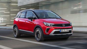 Opel Crossland 2021: новый дизайн и система IntelliGrip