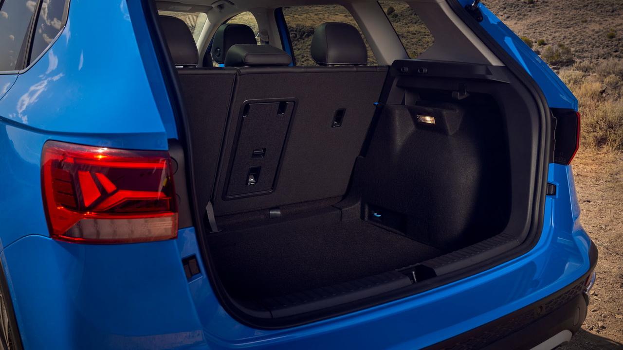 Багажник VW Taos