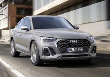 Audi SQ5 TDI и Audi SQ5 Sportback TDI 2021: дизельные топ-версии кроссовера Q5