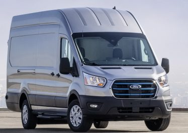 Новый Ford E-Transit 2022: электро-версия Транзита с запасом хода 350 км