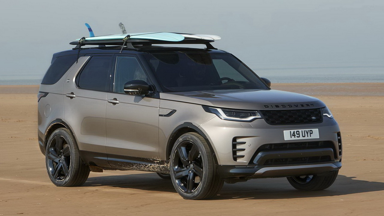 Фото Land Rover Discovery R-Dynamic