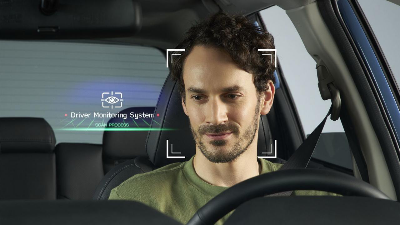 Работа системы Driver Monitoring фото 2