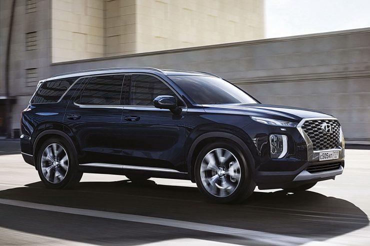 Hyundai Palisade 2021 в России: цена и комплектация новой модели