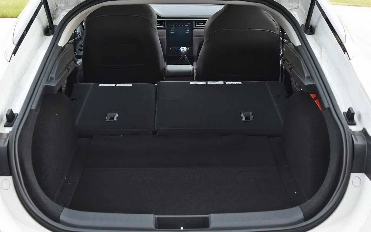 Багажник JAC J7 фото