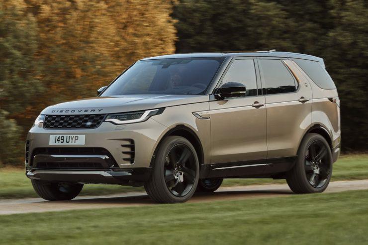 Новый Land Rover Discovery оценен в рублях