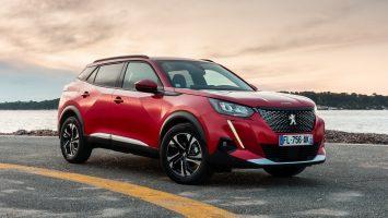 Новый Peugeot 2008 2021 года: цена в России