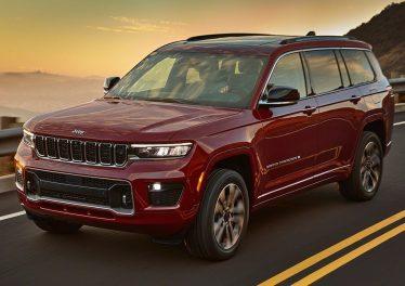 Jeep Grand Cherokee L 2021 – новый семиместный Гранд Чероки