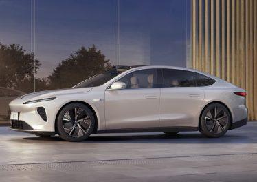 Nio ET7 2022 – новый электрический седан от бренда Nio
