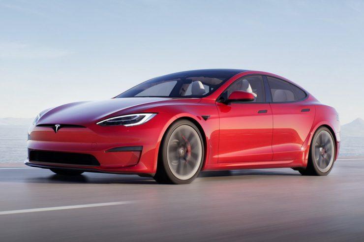 Tesla Model S 2021: новый салон и сверхмощная версия Plaid