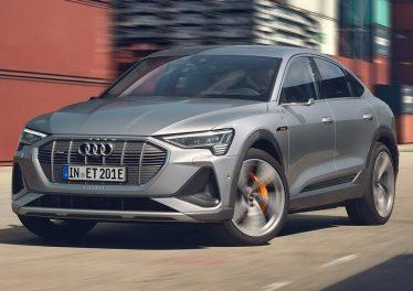 Электрокар Audi e-tron Sportback 2021: цены в России
